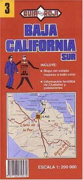 Cover of: Baja California Sur State (State Maps)