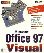 Cover of: MS Office 97 Visual