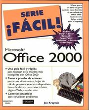 Cover of: MS Office 2000 Facil