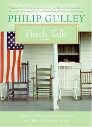 Porch Talk by Philip Gulley