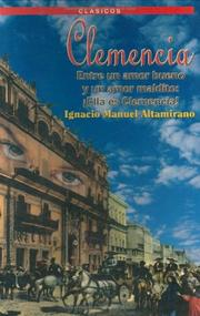 Cover of: Clemencia