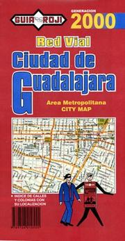 Cover of: Guadalajara City Plan: Scale 1:36,000