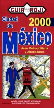 Cover of: Mexico City Atlas