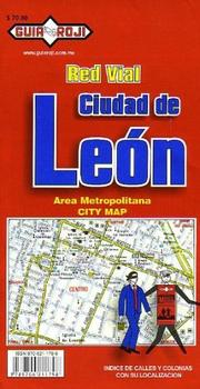 Cover of: León City Map