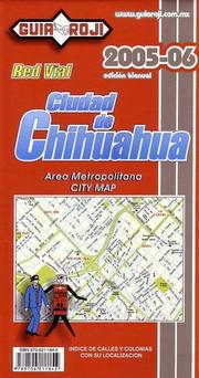 Cover of: Chihuahua City Map