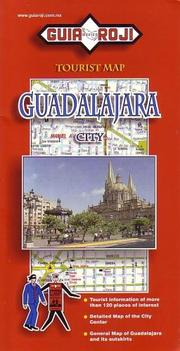 Cover of: Guadalajara City Tourist Map