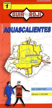 Cover of: Aguascalientes State Map