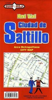 Cover of: Saltillo City Plan