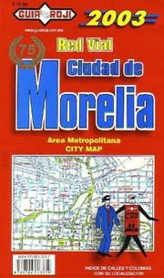 Cover of: Morelia City Plan
