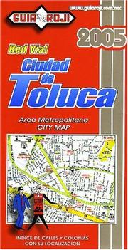 Cover of: Toluca City Plan