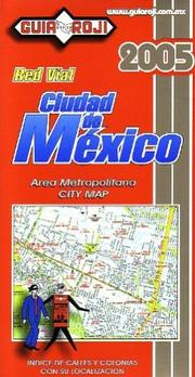 Cover of: Mexico City Metropolitan Area City Map