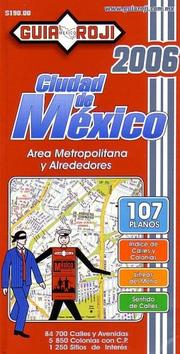 Cover of: 2006 Mexico City Atlas by Guia Roji