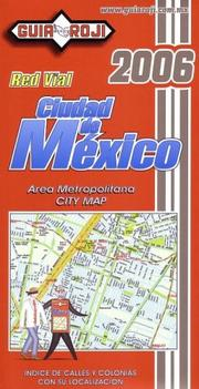 Cover of: Mexico City Metropolitan Area City Map by Guia Roji