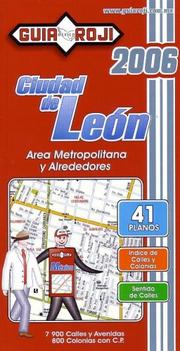 Cover of: Leon City Atlas