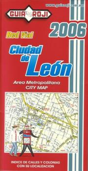Cover of: Leon City Map