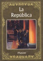 Cover of: La Republica