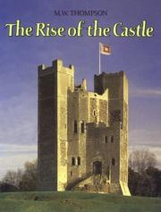 Cover of: The rise of the castle