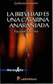 Cover of: La brevedad es una catarina anaranjada