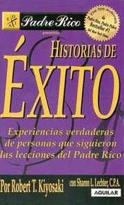 Cover of: Historias de Exitos / Successful Stories (Padre Rico)