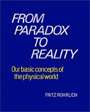 Cover of: From paradox to reality