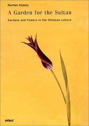 Cover of: A Garden for the Sultan