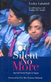 Cover of: Silent No More | Lesley Lababidi