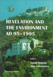 Revelation and the Environment Ad 95-1995