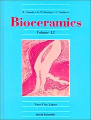 Cover of: Bioceramics |