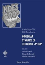 NONLINEAR DYNAMICS OF ELECTRONIC SYSTEMS (Proceedings of the IEEE Workshop) by