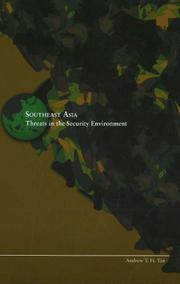Cover of: Southeast Asia | Andrew Tan
