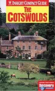 Cover of: The Cotswolds Insight Compact Guide