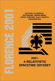 Cover of: 2001 |