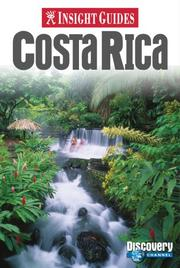 Cover of: Insight Guides Costa Rica | Paul Murphy