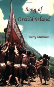 Song of Orchid Island by Barry Martinson