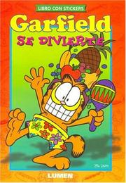 Cover of: Garfield Se Divierte