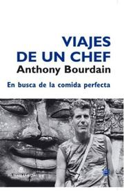 Cover of: Viajes de Un Chef
