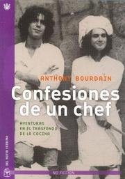 Cover of: Confesiones de un Chef