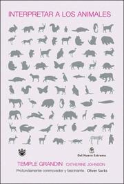 Cover of: Interpretar a Los Animales