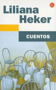 Cover of: Cuentos