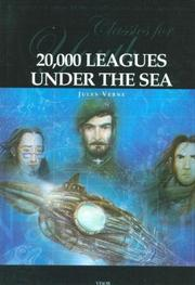 Cover of: 20,000 Leagues Under The Sea (Classics for Youth) | Jules Verne