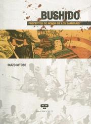Cover of: Bushido, Preceptos de Honor de los Samurais
