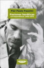 Cover of: Pasiones Hereticas