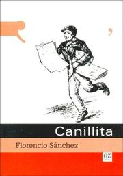 Cover of: Canillita