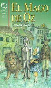 Cover of: El Mago de Oz