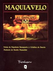 Cover of: Principe, El