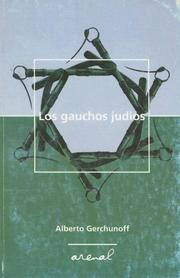Cover of: Los Gauchos Judios