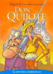 Cover of: Don Quijote | Miguel de Cervantes Saavedra