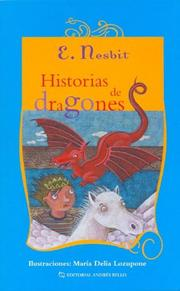 Cover of: Historias de Dragones