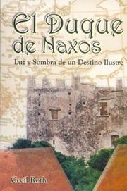 Cover of: El Duque de Naxos