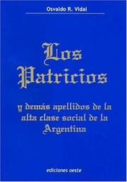 Cover of: Patricios, Los - Volumen I
